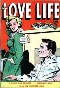 Cover Thumbnail for My Love Life (Fox, 1949 series) #12