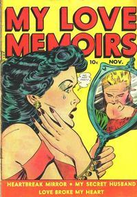 Cover Thumbnail for My Love Memoirs (Fox, 1949 series) #9