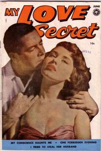 Cover Thumbnail for My Love Secret (Fox, 1949 series) #30
