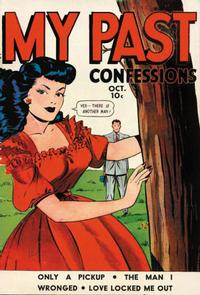 Cover Thumbnail for My Past Thrilling Confessions (Fox, 1949 series) #8
