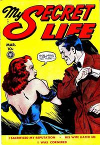 Cover Thumbnail for My Secret Life (Fox, 1949 series) #26