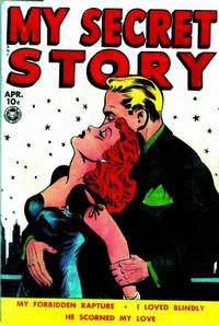 Cover Thumbnail for My Secret Story (Fox, 1949 series) #29
