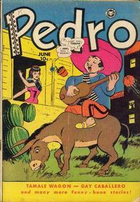 Cover Thumbnail for Pedro (Fox, 1950 series) #18 [1]