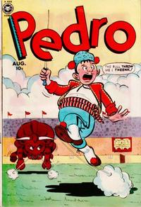 Cover Thumbnail for Pedro (Fox, 1950 series) #2