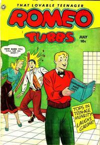 Cover Thumbnail for Romeo Tubbs (Fox, 1950 series) #28
