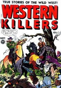 Cover Thumbnail for Western Killers (Fox, 1948 series) #60