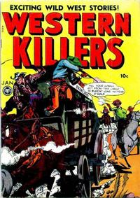 Cover Thumbnail for Western Killers (Fox, 1948 series) #62