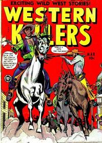 Cover Thumbnail for Western Killers (Fox, 1948 series) #63