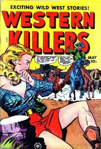 Cover Thumbnail for Western Killers (Fox, 1948 series) #64