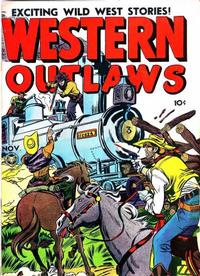 Cover Thumbnail for Western Outlaws (Fox, 1948 series) #18