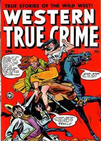 Cover Thumbnail for Western True Crime (Fox, 1948 series) #5