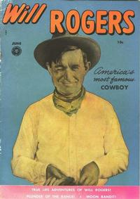 Cover Thumbnail for Will Rogers Western (Fox, 1950 series) #5 [1]