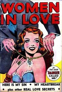 Cover Thumbnail for Women in Love (Fox, 1949 series) #1
