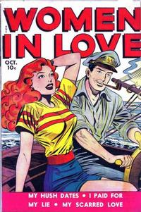 Cover Thumbnail for Women in Love (Fox, 1949 series) #2