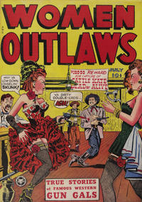 Cover Thumbnail for Women Outlaws (Fox, 1948 series) #1