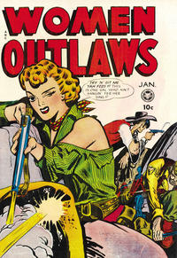 Cover Thumbnail for Women Outlaws (Fox, 1948 series) #4