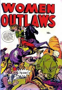 Cover Thumbnail for Women Outlaws (M. S. Dist., 1952 series) #[50 ?]