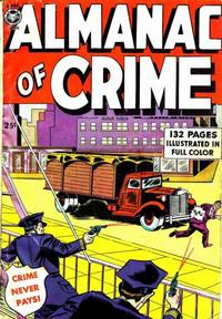 Cover Thumbnail for Almanac of Crime (Fox, 1948 series) #[2]