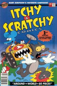 Cover Thumbnail for Itchy & Scratchy Comics (Bongo, 1993 series) #1