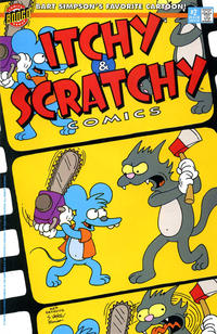 Cover Thumbnail for Itchy & Scratchy Comics (Bongo, 1993 series) #2
