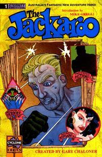 Cover Thumbnail for The Jackaroo (Malibu, 1990 series) #1