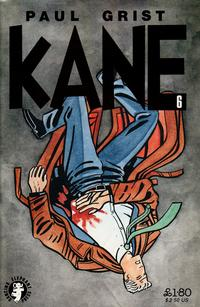 Cover Thumbnail for Kane (Dancing Elephant Press, 1993 series) #6