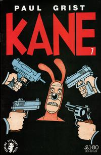 Cover Thumbnail for Kane (Dancing Elephant Press, 1993 series) #7