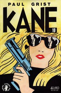 Cover Thumbnail for Kane (Dancing Elephant Press, 1993 series) #10