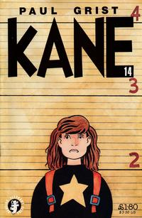 Cover Thumbnail for Kane (Dancing Elephant Press, 1993 series) #14