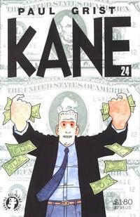 Cover Thumbnail for Kane (Dancing Elephant Press, 1993 series) #24