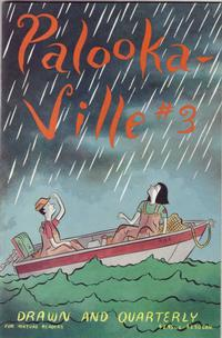 Cover Thumbnail for Palooka-Ville (Drawn & Quarterly, 1991 series) #3