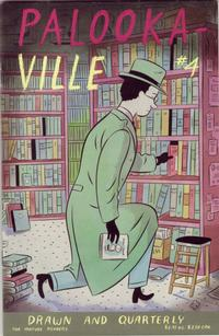 Cover for Palooka-Ville (Drawn & Quarterly, 1991 series) #4