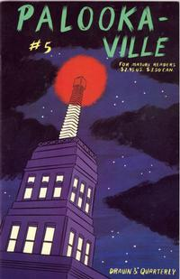 Cover Thumbnail for Palooka-Ville (Drawn & Quarterly, 1991 series) #5