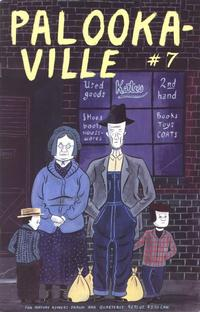 Cover Thumbnail for Palooka-Ville (Drawn & Quarterly, 1991 series) #7