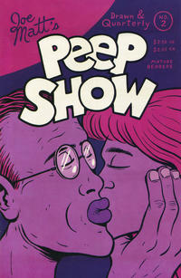 Cover Thumbnail for Peepshow (Drawn & Quarterly, 1992 series) #2