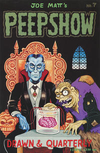 Cover Thumbnail for Peepshow (Drawn & Quarterly, 1992 series) #7