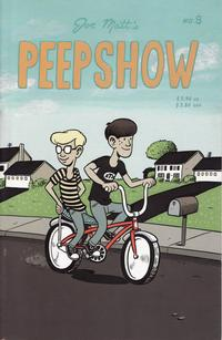 Cover Thumbnail for Peepshow (Drawn & Quarterly, 1992 series) #8