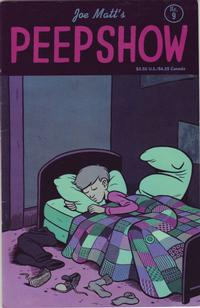 Cover Thumbnail for Peepshow (Drawn & Quarterly, 1992 series) #9