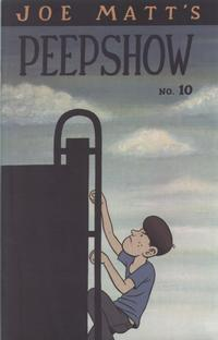 Cover Thumbnail for Peepshow (Drawn & Quarterly, 1992 series) #10