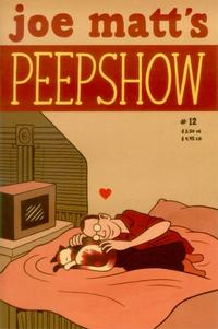 Cover Thumbnail for Peepshow (Drawn & Quarterly, 1992 series) #12
