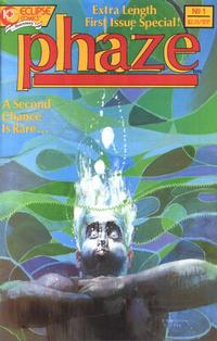 Cover Thumbnail for Phaze (Eclipse, 1988 series) #1