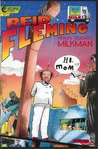 Cover Thumbnail for Reid Fleming, World's Toughest Milkman (Eclipse, 1986 series) #3