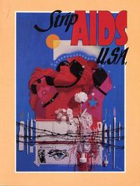 Cover Thumbnail for Strip AIDS U.S.A. (Last Gasp, 1988 series)