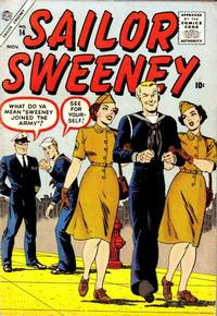 Cover Thumbnail for Sailor Sweeney (Marvel, 1956 series) #14