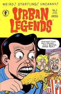 Cover Thumbnail for Urban Legends (Dark Horse, 1993 series) #1