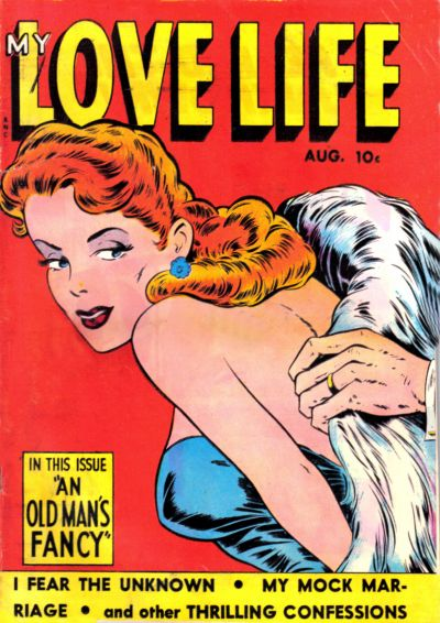 Cover for My Love Life (Fox, 1949 series) #7