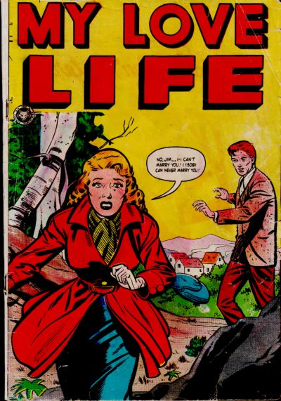 Cover for My Love Life (Fox, 1949 series) #13