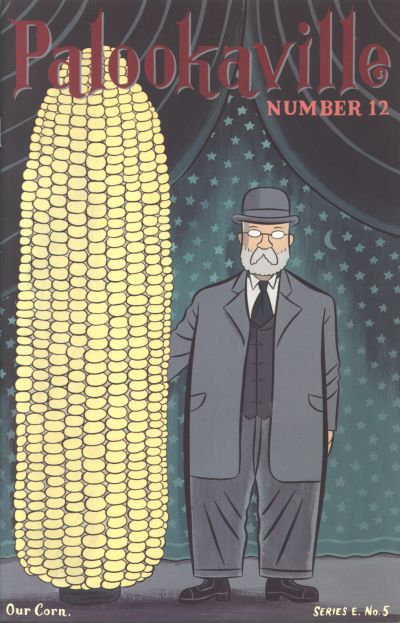 Cover for Palooka-Ville (Drawn & Quarterly, 1991 series) #12