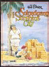 Cover for Solnedgang i Sunshine City (Semic, 1989 series)