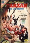 Cover for Tarzán (Epucol, 1970 series) #3